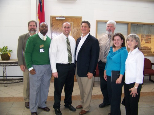 McIntosh High School Teachers Visit the CEC